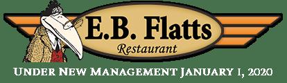 E.B. Flatts Restaurant Logo
